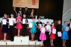 3. Platz für Arthur Dome/Veronika Adamberg