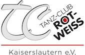 Tanz-Club Rot-Weiß Kaiserslautern e.V. Logo